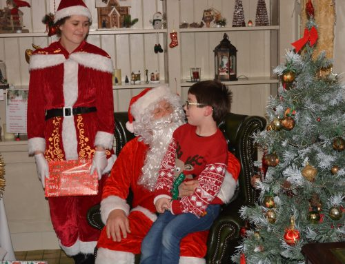 Green Tree Court celebrates Christmas in style