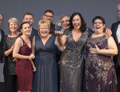 Green Tree Court wins 'Care Home of the Year' at the 20th National Care Awards 2018