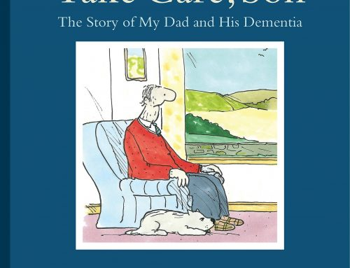 An interview with dementia campaigner and Private Eye cartoonist, Tony Husband