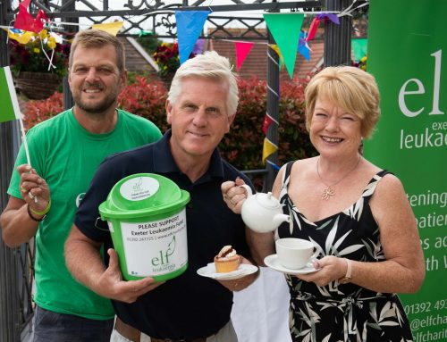 Green Tree Court raise hundreds of pounds for the charity ELF!